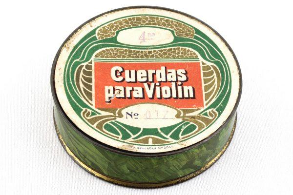 4as. Violin Strings