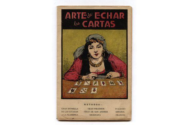 Arte de Echar las Cartas Divination Manual