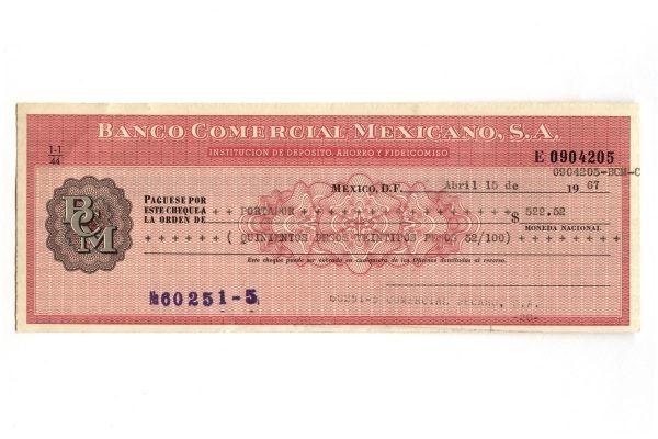 Banco Comercial Mexicano