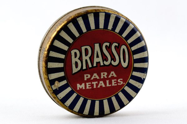 Brasso Silver polish