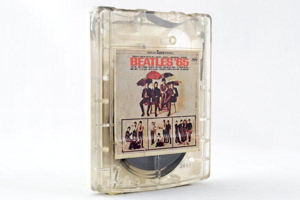 Capitol Records 8-Track Tape