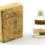 Carnet Perfume