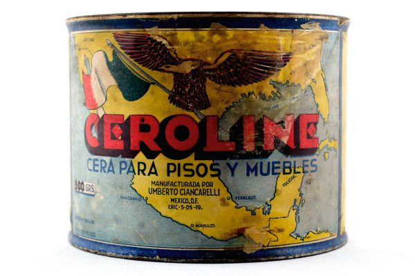 Ceroline Wax polish
