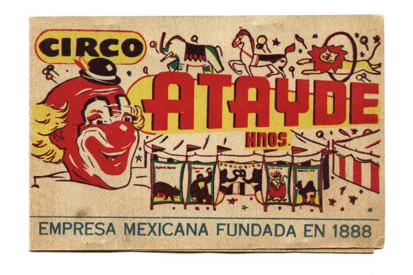 Circo Atayde Flyer
