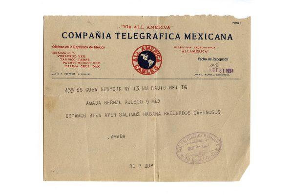 Compañía Telegráfica Mexicana