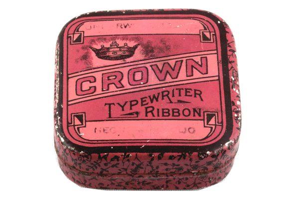 Crown Typewriter ribbon