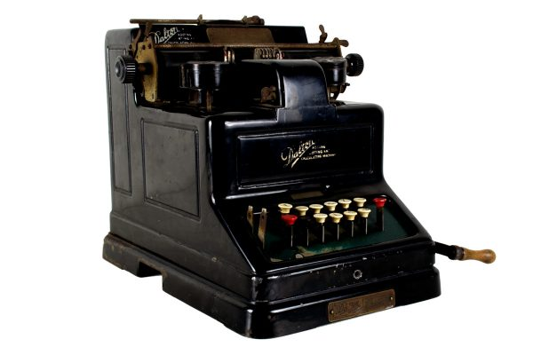 Dalton Adder machine