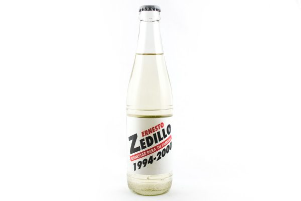 Ernesto Zedillo Tonic Water