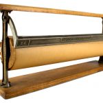 Fábrica de San Rafael Brown paper dispenser