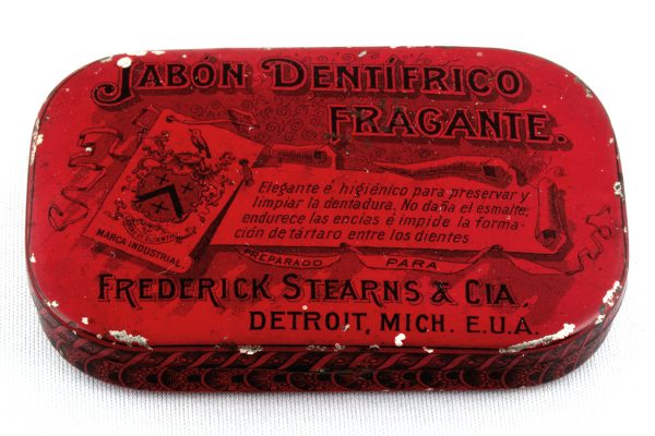 Frederick Stearns & Cía Toothpaste