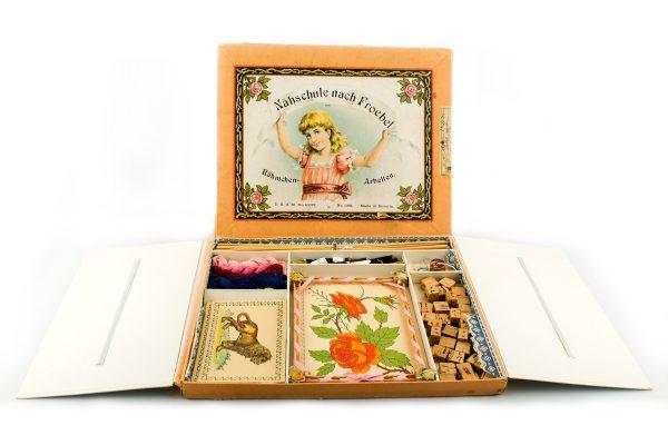 Froebel Embroidery set
