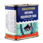 Grassyfork Fish food