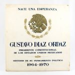 Gustavo Díaz Ordaz Record