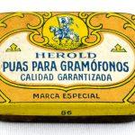 Herold Gramophone needles