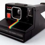 Polaroid One Step Camera
