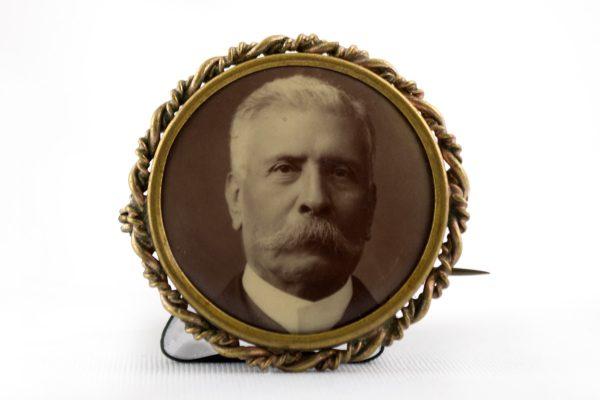 Porfirio Díaz Pin