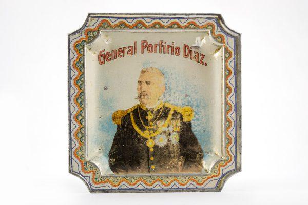 Porfirio Díaz Tray