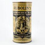 Rubolin Floor wax