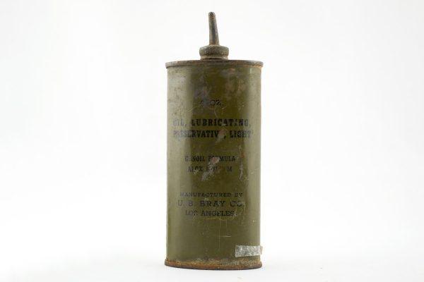 U.B Bray & Co. Gun oil
