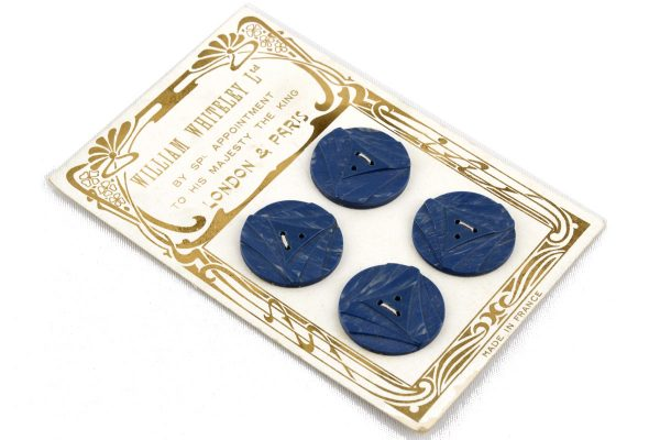 William Whitley Buttons
