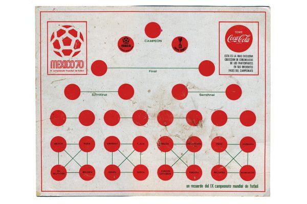 World Cup México 70 Board