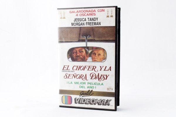 Videomax. El Chofer y la Señora Daisy Betamax Tape
